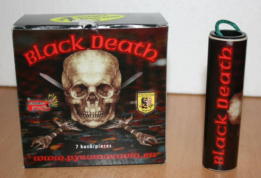 petarda black death